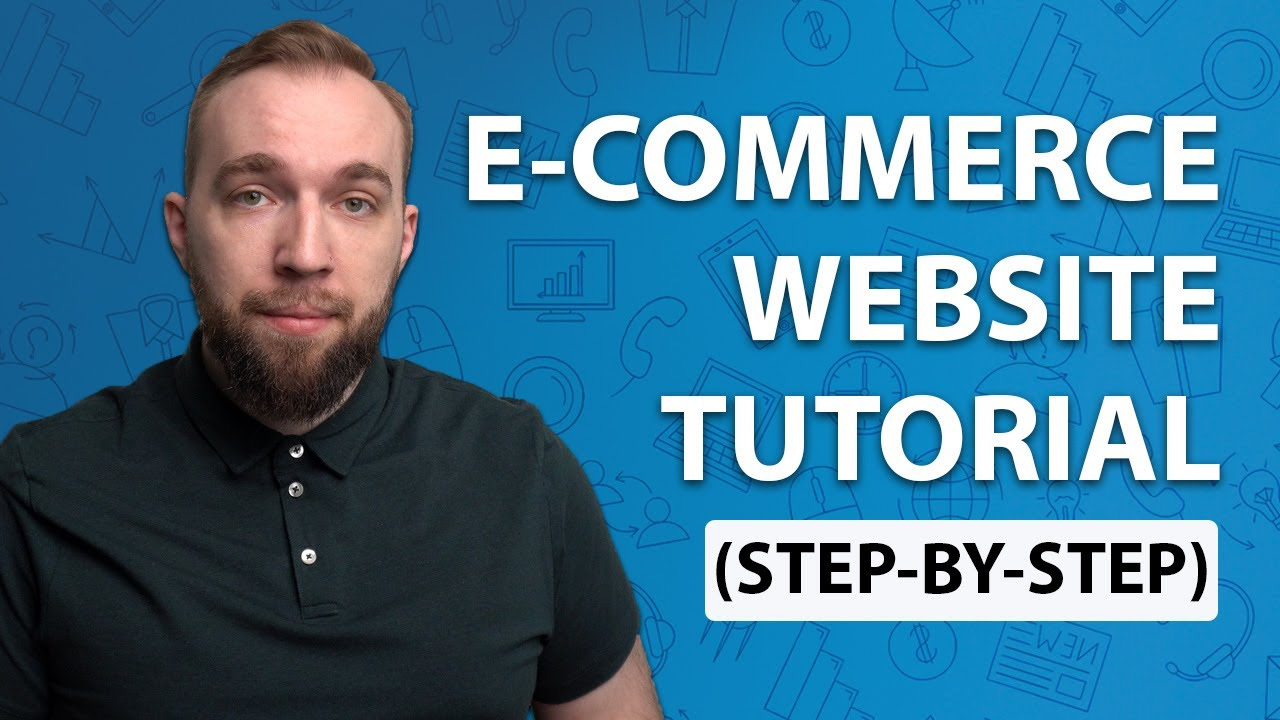 Ecommerce Website Tutorial - Create an Online Store in 20 Minutes!
