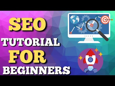 FREE SEO Tutorial For Beginners 2021 - How To Rank No.1 On Google