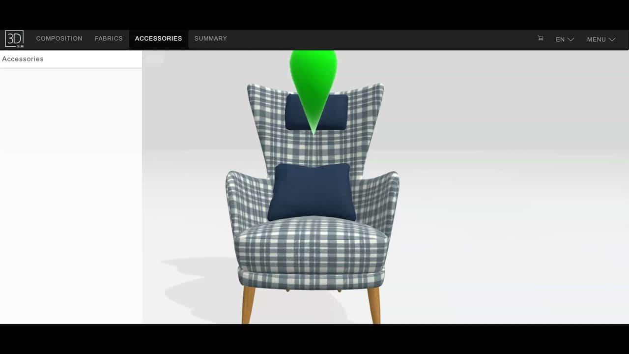 Fama simulator tutorial - design your own chair