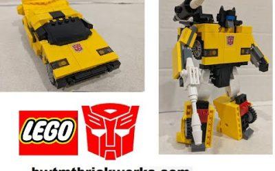Do It Yourself – Tutorials – G1 Tiger Track a Lego Transformer by BWTMT Brickworks