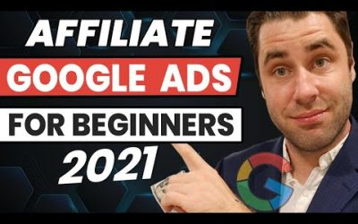 Do It Yourself – Tutorials – Google Ads Tutorial: How To Create Affiliate Marketing Google Ads For Beginners 2021