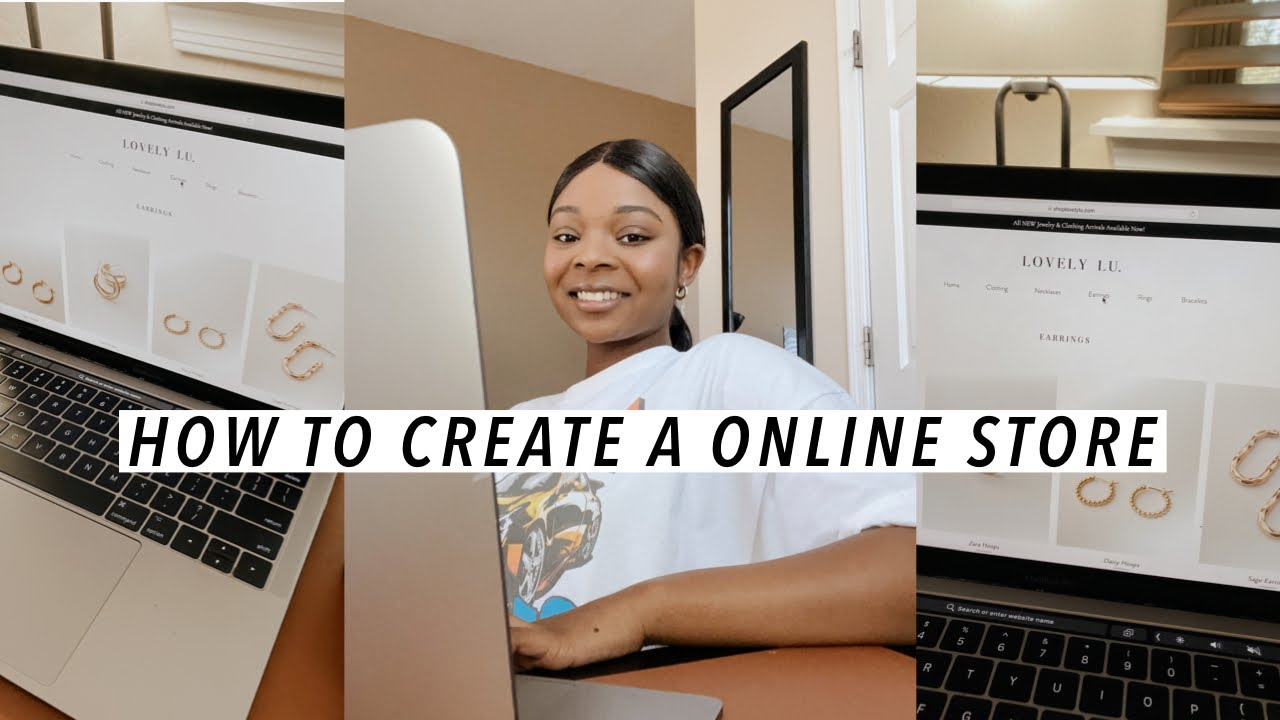 How To Create an eCommerce Website | Tutorial 2021