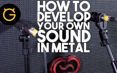 Do It Yourself – Tutorials – How To Develop Your Own Sound In Metal /// Ultimate Guitar & Glenn Fricker