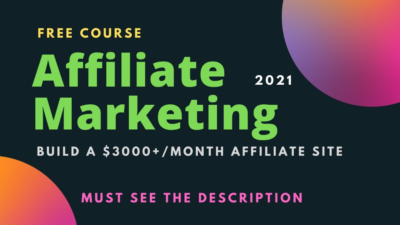 How to Build a $3000+/Month Affiliate Marketing Website (Make Passive Income) - 2021