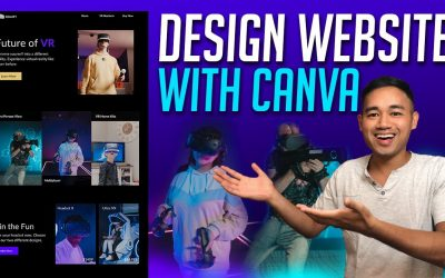 Do It Yourself – Tutorials – How to Design a Website Using Canva Beginner Tutorial