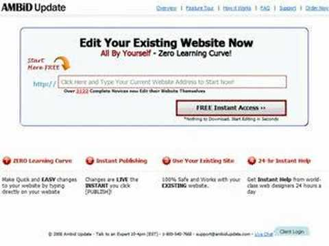 How to Update Your Site (Easy Tutorial)