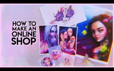 Do It Yourself – Tutorials – How to make an online store in less than 10 minutes // BEGINNER'S TUTORIAL