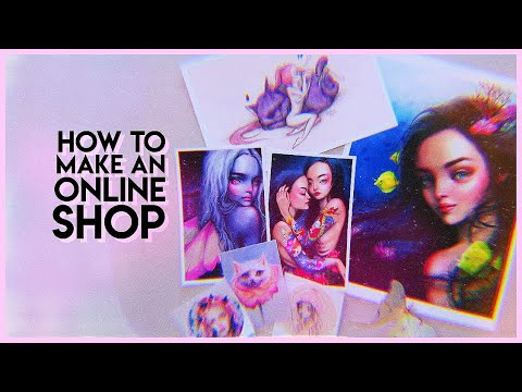 How to make an online store in less than 10 minutes // BEGINNER'S TUTORIAL