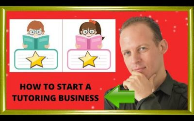 Do It Yourself – Tutorials – How to start a tutoring business online & how to make money tutoring in your local area