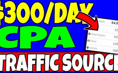 Do It Yourself – Tutorials – Make $300/DAY With This Cpa Marketing 2021 Website: Free Traffic Cpa Marketing For Beginners