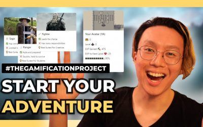 Do It Yourself – Tutorials – Make Work Fun By Turning Your Life Into A Game (+ FREE Notion Template)