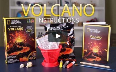 Do It Yourself – Tutorials – NATIONAL GEOGRAPHIC   Build Your Own Volcano (instructions)