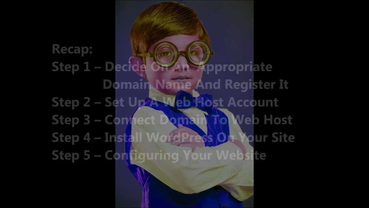 Web Design Course 2 - How To Create Your Own Website