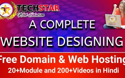 Do It Yourself – Tutorials – Website Designing Full Course In Hindi