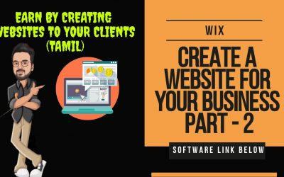 Do It Yourself – Tutorials – Wix Tutorial 2021 (Part 2) – CREATE A WEBSITE FOR YOUR BUSINESS AND FOR YOUR CLIENTS!