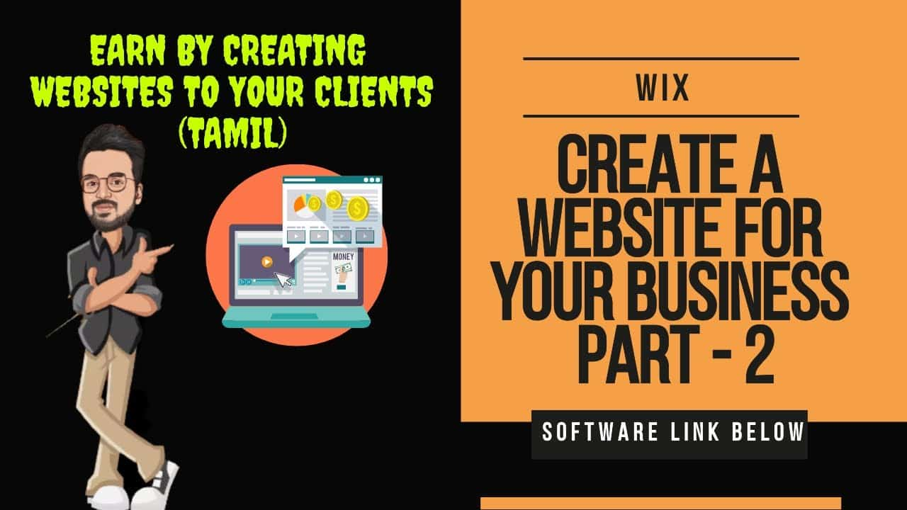Wix Tutorial 2021 (Part 2) - CREATE A WEBSITE FOR YOUR BUSINESS AND FOR YOUR CLIENTS!