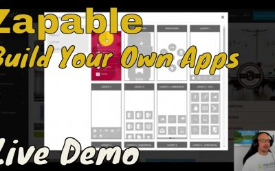 Do It Yourself – Tutorials – Zapable Builder Make Your Own Business Apps Create ?Build Rapid FIRE Demo 2021