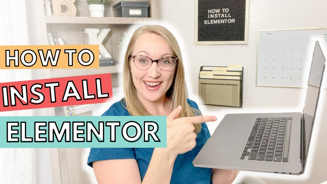 How To Install Elementor Page Builder In WordPress 2021 | Tutorial For Beginners