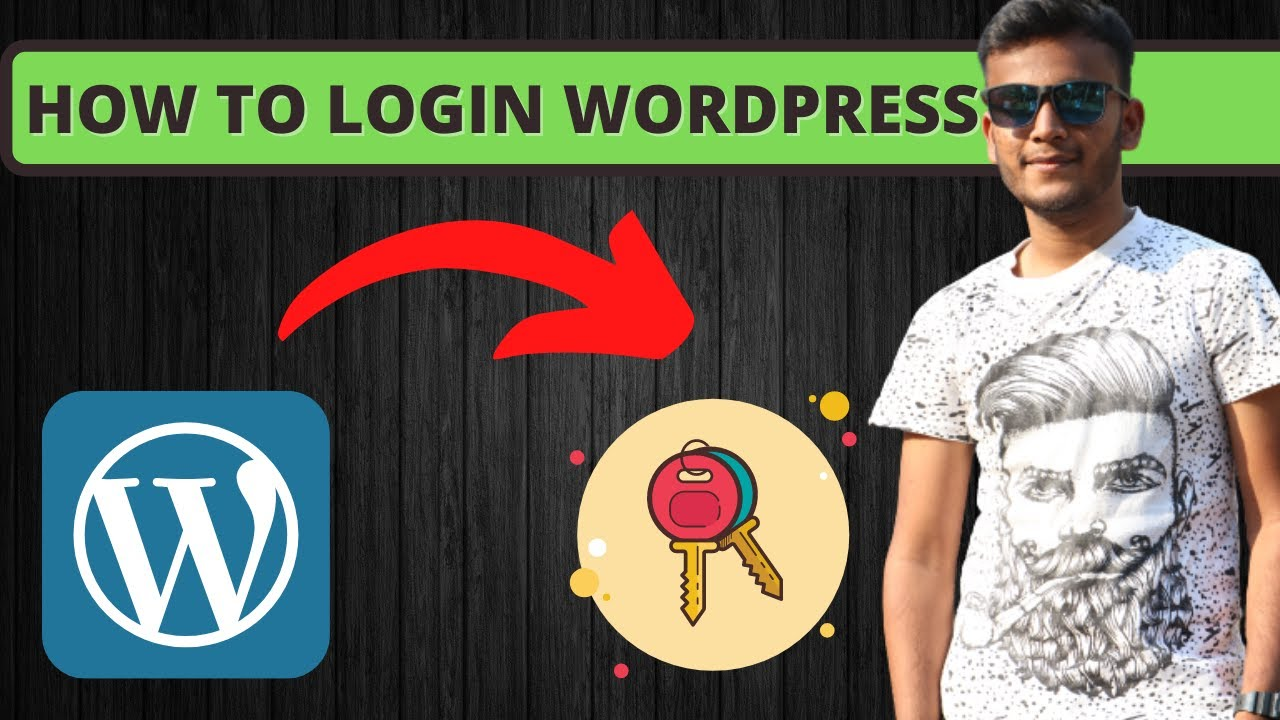 How to Login WordPress Website | 2 Ways to login WP | WordPress Tutorial in Hindi  #wordpress