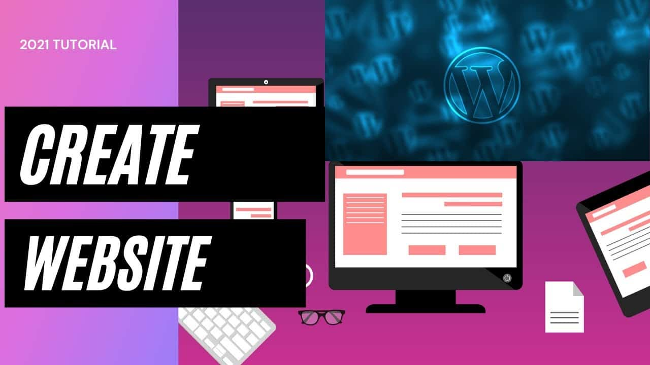 How to create an Ecommerce website in under a hour using WordPress  Learn Wordpress 2021.