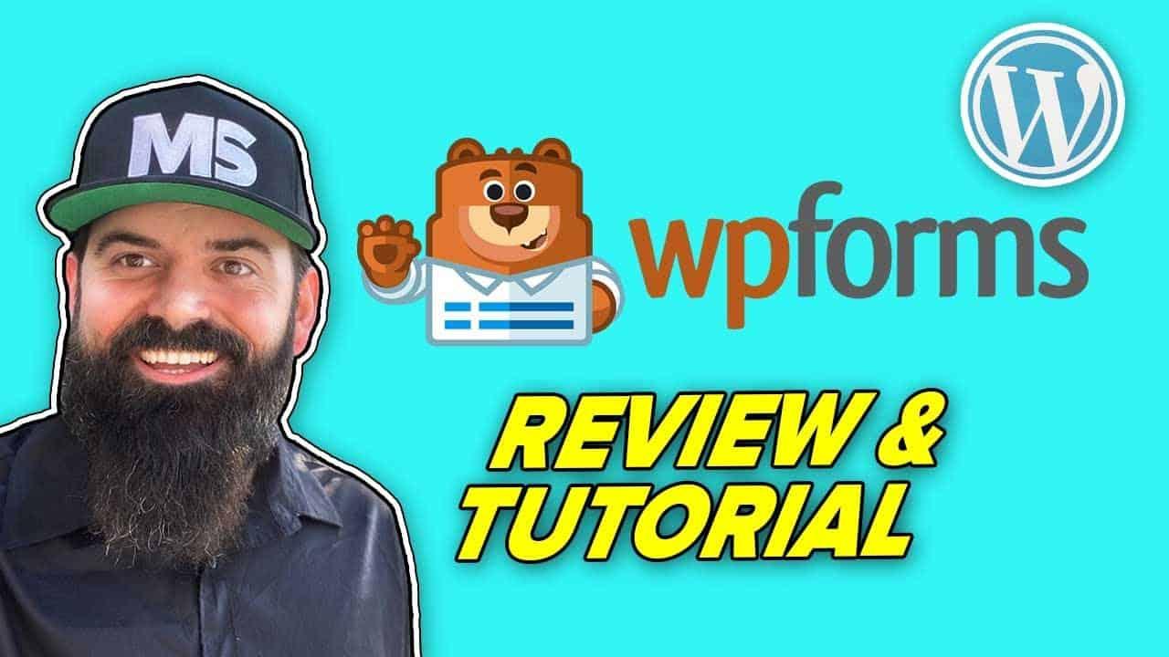 WPForms Review & Tutorial WordPress Form Plugin