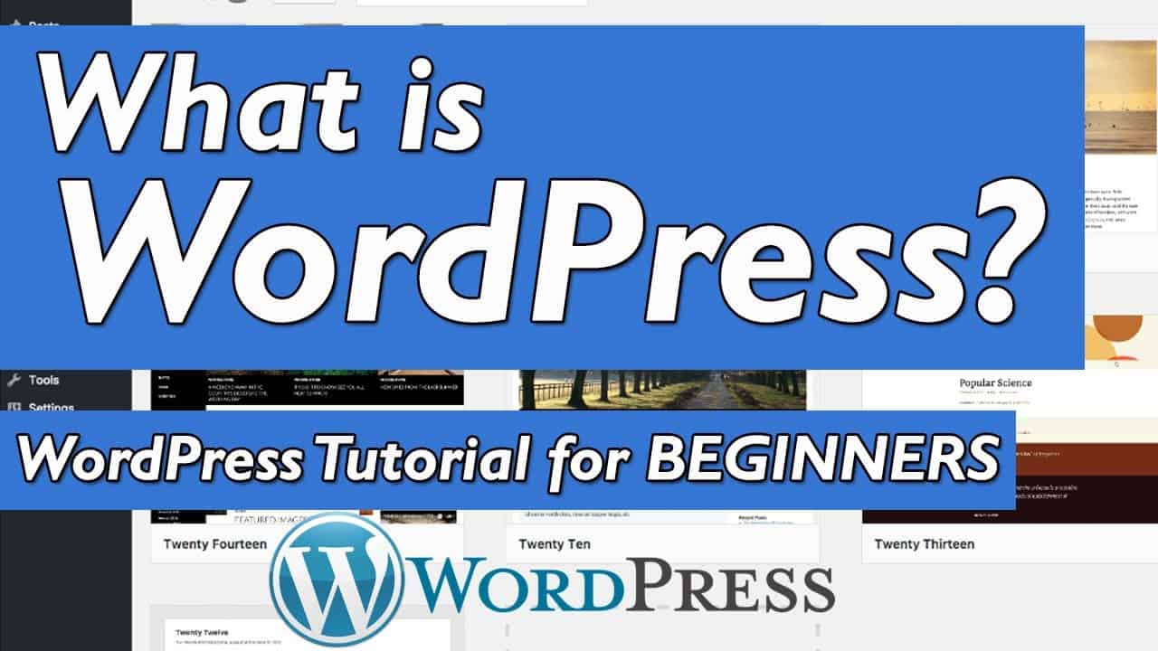 What is WordPress? || WordPress Tutorial For Beginners 2021 [Made Easy]