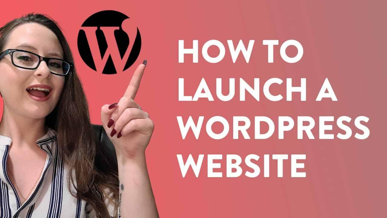 WordPress Website Tutorial For Beginners 2021