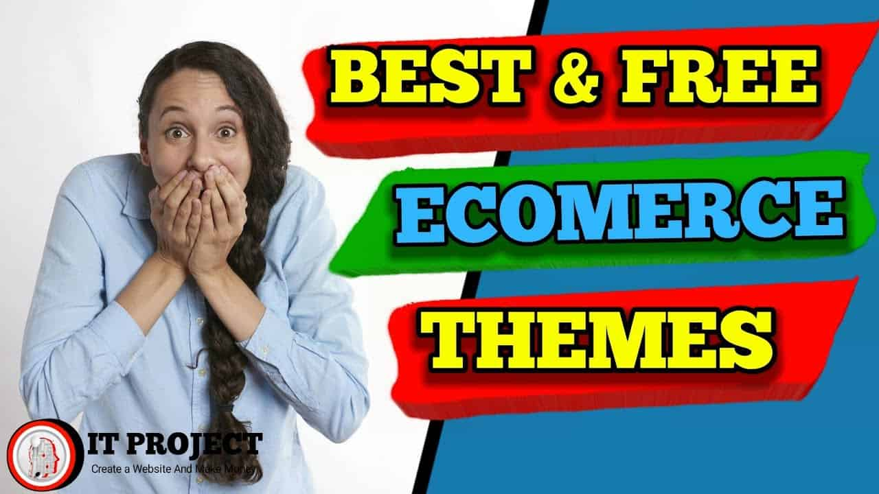 best free wordpress woocommerce themes 2018