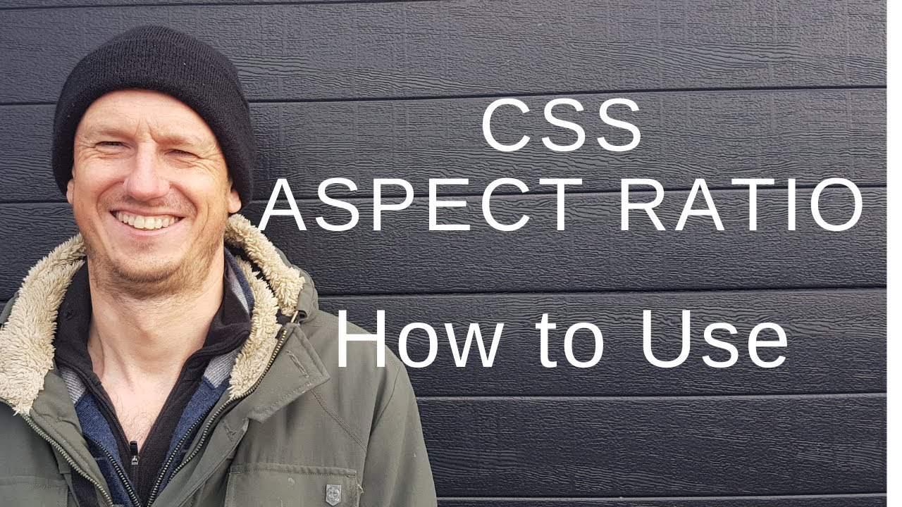 CSS Aspect Ratio - Practical Example