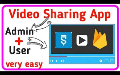 Do It Yourself – Tutorials – How to make your own video streaming app YouTube in smartphone without coding by using Sketchware
