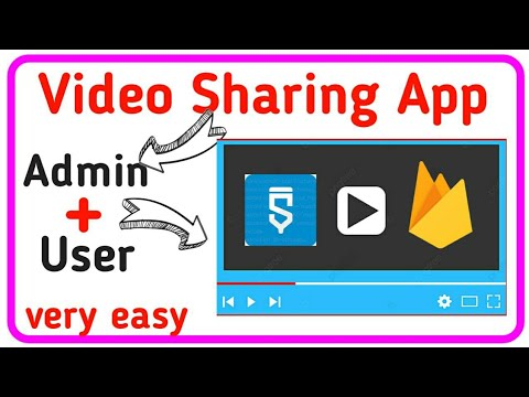 How to make your own video streaming app YouTube in smartphone without coding by using Sketchware