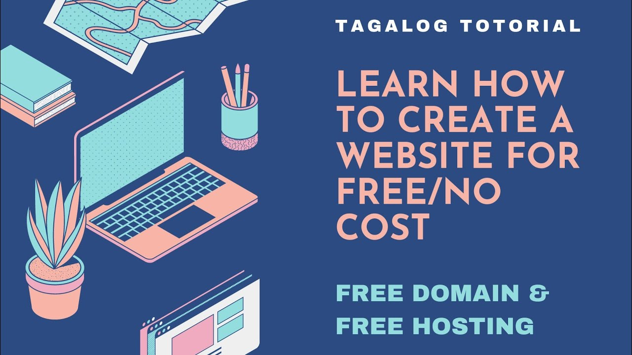 How To Make Your Own Website - Free Full Tutorial