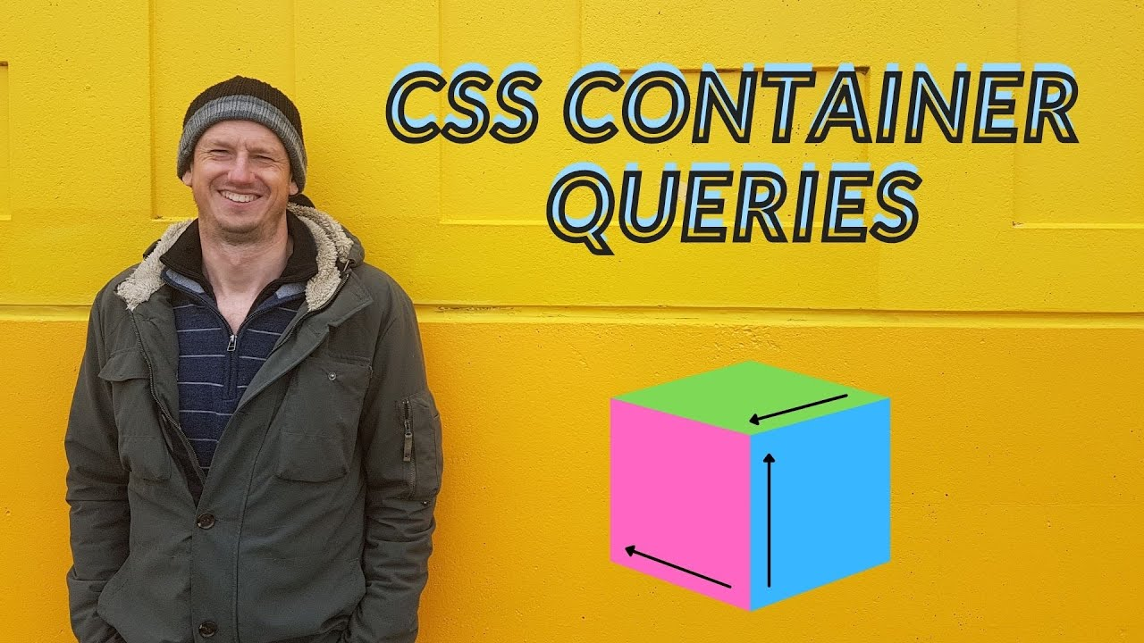 CSS Container Queries are FINALLY HERE!!!