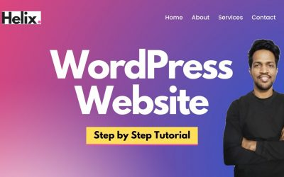 Do It Yourself – Tutorials – How to Make a WordPress Website with Elementor | Step by Step WordPress Website Tutorial