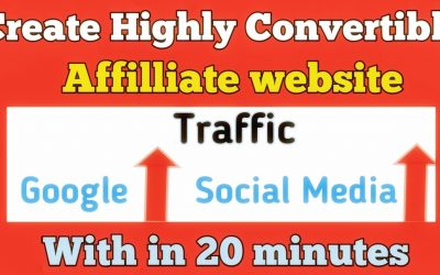 Do It Yourself – Tutorials – Affiliate Marketing Tutorial | How to Create a FREE Website with Mailchimp (Quick & Easy)