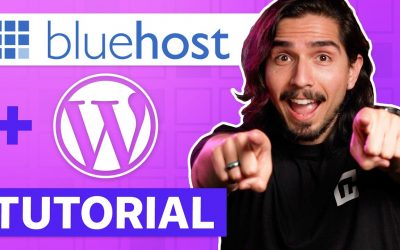 Do It Yourself – Tutorials – Bluehost WordPress Tutorial – How to Build A Website For Beginners | CyberNews