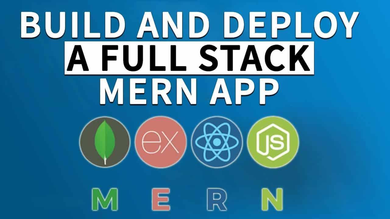 Build YOUR own MERN Social Media App - Full Stack Course Tutorial