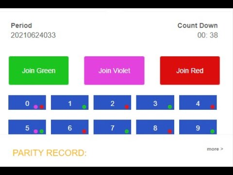Colour prediction game demo software | Create Your Own Colour Lottery Software | @Smart Pro Hindi