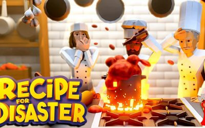 Do It Yourself – Tutorials – Creating My Own Recipes In This New Restaurant Sim! | Recipe For Disaster | Full Demo Gameplay