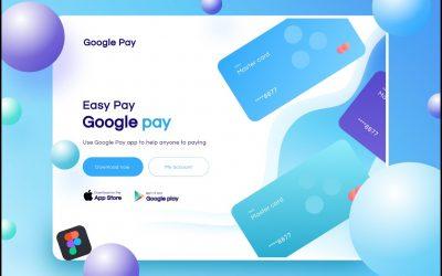 Do It Yourself – Tutorials – Creative Website Design (2021)  || Figma tutorial | Landing Page Design | Google Pay Design
