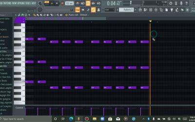 Do It Yourself – Tutorials – Dancehall Beat Tutorial | Sound Designing Your Own Pluck Sound Using Stock Plugin Harmor