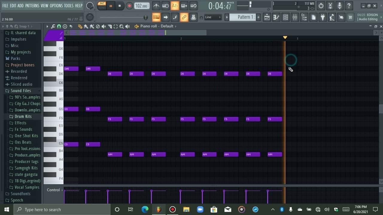 Dancehall Beat Tutorial | Sound Designing Your Own Pluck Sound Using Stock Plugin Harmor