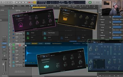 Do It Yourself – Tutorials – Design Your Own Drum Samples and Kits (Logic Pro X 10.5)