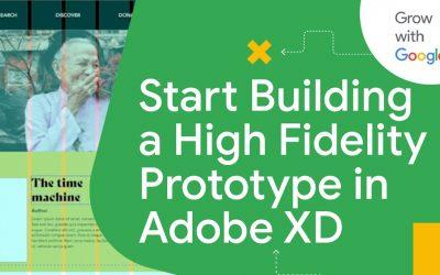 Do It Yourself – Tutorials – Design a Responsive Website in Adobe XD Tutorial | Google UX Design Certificate