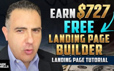 Do It Yourself – Tutorials – Earn $727 With This FREE Landing Page Builder (Landing Page Tutorial)