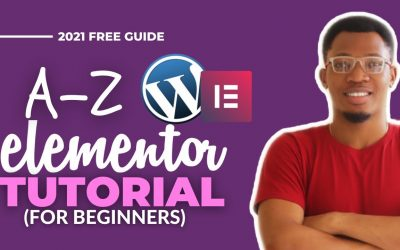 Do It Yourself – Tutorials – Elementor Complete Tutorial 2021   Build a Full Website with Elementor [Step By Step Guide]