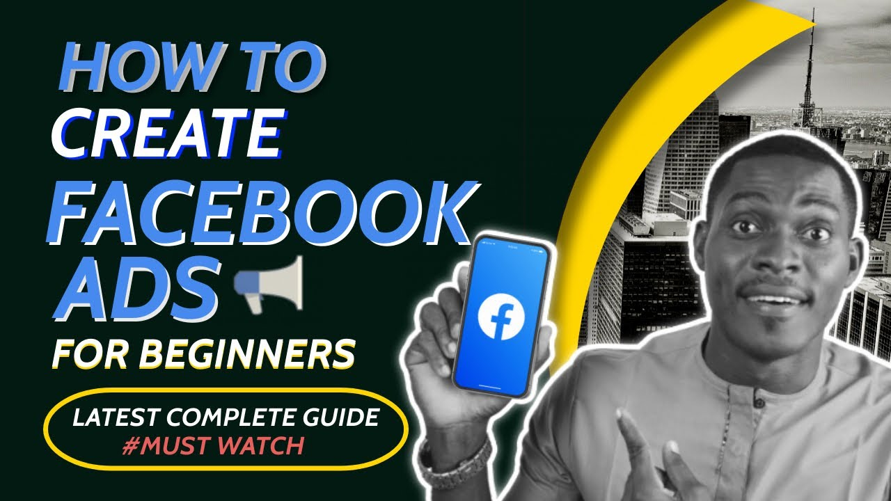 Facebook Ads Tutorial 2021 - How To Create Facebook Ads For Beginners (LATEST COMPLETE GUIDE)