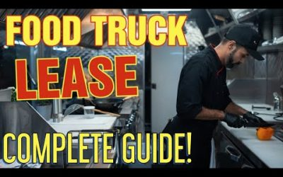 Do It Yourself – Tutorials – Food Truck Lease Agreement [ Ultimate Tutorial to Renting or Leasing a Food Truck ]