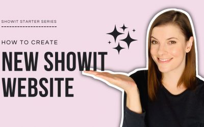 Do It Yourself – Tutorials – Free Showit Tutorial: How to Create a New Showit Website
