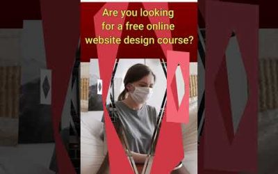 Do It Yourself – Tutorials – Free Website Design Course | Work From Home #shorts
